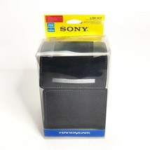 Sony LCM HCF Semi Soft Carrying Case for Handycam HDR-HC3 DCR Accessories  - $34.60
