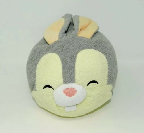 "Disney Store Tsum Tsum Thumper Plush Large 12"" Long Bambi Rabbit Bunny"
