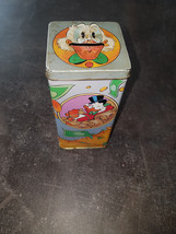 Extremely Rare! Disney Scrooge McDuck Sport of Tycoons Old Metal Tin Coi... - $182.15