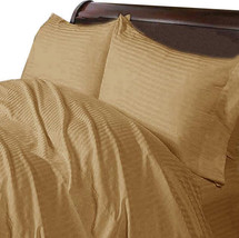 Extra Deep PKT 1000 TC 1 PC Fitted Sheet Egyptian Cotton AU-Size Taupe S... - $42.48+
