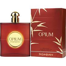 Opium By Yves Saint Laurent Edt Spray 3 Oz (New Packaging) - $148.00