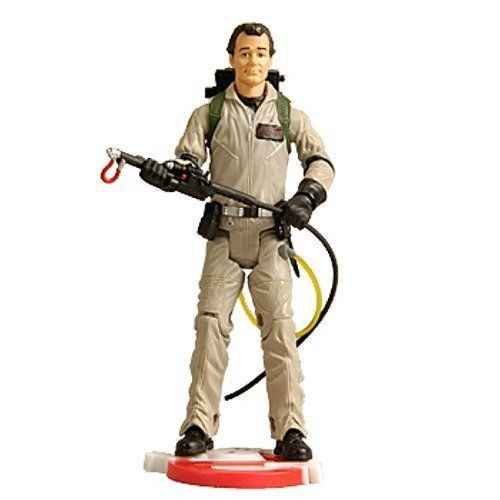 Mattel Ghostbusters Exclusive 6 Inch Action Figure Peter Venkman with Proton Str