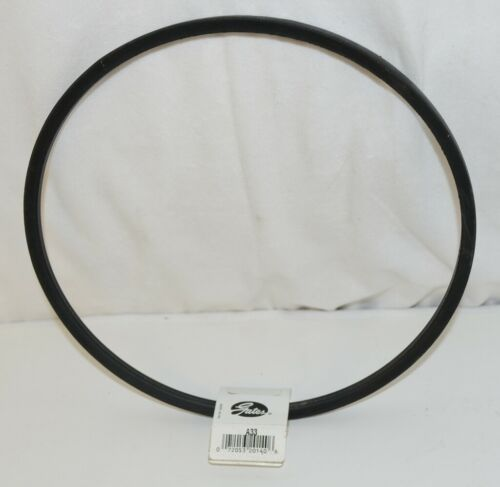 Gates A33 Hi Power II V Belt 9002 2033 Outside Circumference 35 Inch