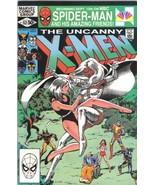 The Uncanny X-Men Comic Book #152 Marvel Comics 1981 VERY FINE/NEAR MINT... - $9.74