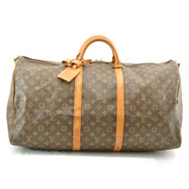 LOUIS VUITTON Monogram Keepall Bandouliere 60 Boston Bag M41412 Auth 8550 - $540.00