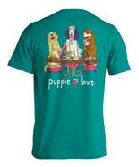 New PUPPIE LOVE Wine Dogs T SHIRT - $22.76+