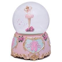 San Francisco Music Box Company Ballerina Water Globe Decorative Collect... - $65.08