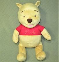 "Winnie Pooh 24"" FISHER PRICE 80th Anniversary Plush Soft 2005 DISNEY Mat... - $18.69"