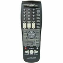 Mitsubishi EUR647004A Factory Original TV Remote WS55857, WS65857, WS73907 - $15.59