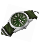 Men's Weekender Calendar Analog Canvas Strap Mens Watches - $56.49