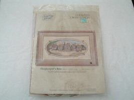 Vintage  something special counted cross stitch kit Shopkeeper's row - $14.85