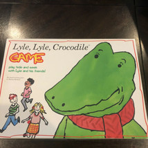 Vintage 1994 Lyle Lyle Crocodile Matching Board Game Age 4-8 Years Complete - $18.32