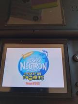 Nintendo Game Boy Advance GBA Nickelodeon Jimmy Neutron: Attack Of the Twinkies image 1