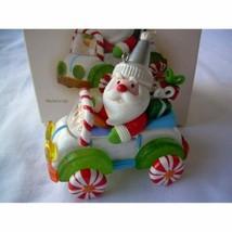 Hallmark Keepsake Ornament Santas Sweet Ride 1st in Series 2007 - $13.98