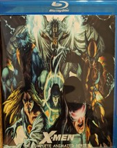 Complete 1990's XMen Animated Series on Bluray - $35.00