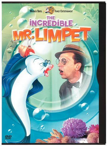 The Incredible Mr. Limpet DVD