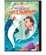 The Incredible Mr. Limpet DVD - $3.95
