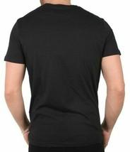 Versace Jeans Big V Orange Print Men's Graphic Tee Size 56 2XL NWT image 2