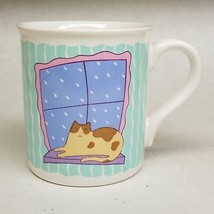 Hallmark Cat In The Window Coffee Mug - $8.08