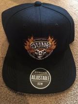 OVERWATCH Junkrat Logo Snapback Hat Cap Bioworld Black Video Game Mercha... - $14.21