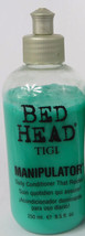 Conditioner Bed Head by Tigi 8.5 oz Daily Manipulator Conditioner - $8.88