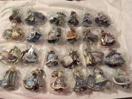 Thomas Kinkade's Old World Santas Ornament Collection - $295.00