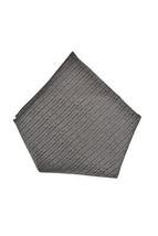 Armani Collezioni Mens Silky 350064 Pocket Square Printed 00049 Black Size OS - $33.72
