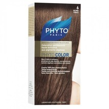 PHYTOCOLOR Permanent Coloring Treatment Shade 6 Dark Blond - $28.00