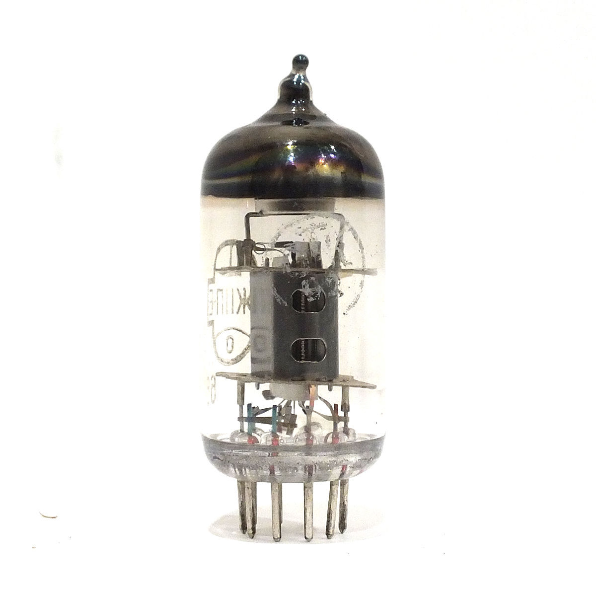 4 X 6J11P-E 6Zh11P-E = E180F 6688 = Military USSR Reflector tubes Same date 1980