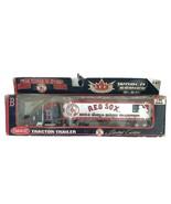 2004 Boston Red Sox World Series Champions Fleer Peterbuilt Tractor Trai... - $23.20