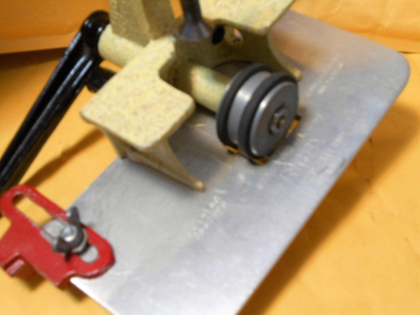 Rigby rug strip cutter parts