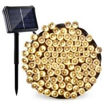 Solar Powered String Lights 72FT 200LEDs Starry Decorative Lighting...  - $33.61