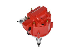 AMC JEEP 232 258 4.0 4.2 6 CYL HEI  DISTRIBUTOR 65K Volt RED image 1