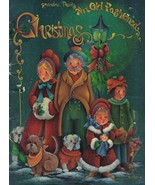 Tole Decorative Painting Grandma Paints An Old Fashioned Christmas Jo So... - $17.99