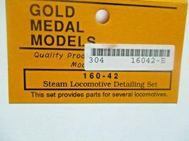 Gold Medal Models # 160-42 Steam Locomotive Detailing Set N-Scale image 5