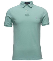Polo Ralph Lauren Classic-Fit Weathered Mesh Short-Sleeve Polo Shirt XXL - $49.49