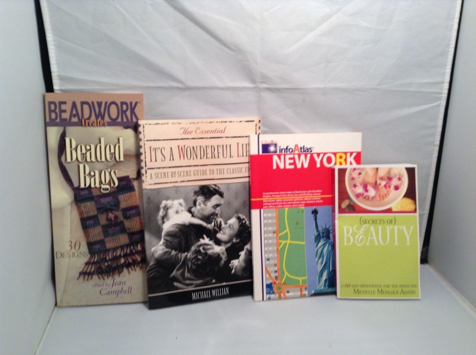 NEW Set of 4 Books