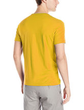 New Lacoste Men's Short Sleeve Henley Jersey Pima Cotton Regular Fit T-Shirt image 5
