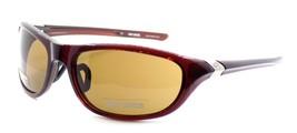 Harley Davidson HDX862 BRN-1 Wraparound Sunglasses Brown 67-19-135 Brown... - $42.31