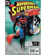 The Adventures of Superman Comic Book #639 DC Comics 2005 NEAR MINT NEW ... - $3.50
