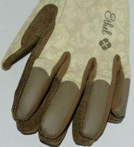 Mechanix Wear 911753 Womens Ethel Large Garden Utility Gloves Yellow Tan 1 Pair image 4