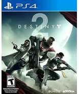 Destiny 2 (Sony PlayStation 4 PS4, 2017) Disc and Case - $7.30