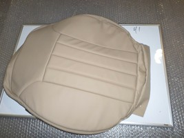 New Oem Leather Seat Cover Mercedes Benz Ml R Class 06-13 Front Upper Tan Rh - $133.65