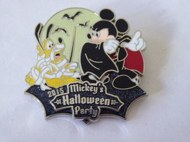 Disney Trading Pins 111530 DLR - Mickey's Halloween Party 2015 - Event Pin - $14.00