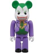 Medicom DC Super Powers: Joker Bearbrick SDCC 2014 Edition Action Figure - $51.48