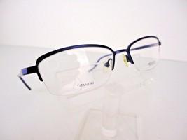 MODO TITANIUM Mod. 613 (LAV) Matt Lavender 52 x 18 145 mm Eyeglass Frames - $24.70