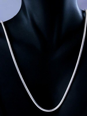 """24"""" Sterling Silver Recharging Chain for Haunted Spellcast Rings Pendants Amulet"""