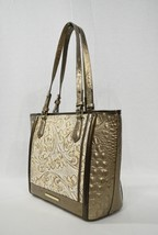 NWT Brahmin Medium Asher Tote/Shoulder Bag in Rose Gold Bourdelle - $289.00