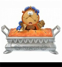 Cogsworth Pie Figure Accessory Case Beauty & The Beast Disney Store New F/S - $113.94