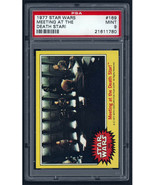 1977 Topps Star Wars #169, Meeting at the Death Star! PSA 9 MINT - $15.83